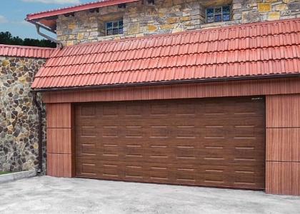 Заказать ворота на гараж в тюмени купить гараж на широком